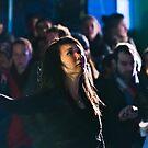 Light in Winter - Street Theatre Portrait #7 by Rhoufi