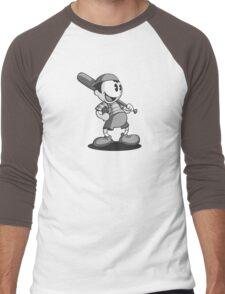 Steamboat Ness Men's Baseball ¾ T-Shirt