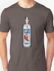 ABSOLUT ZOMBIE Unisex T-Shirt