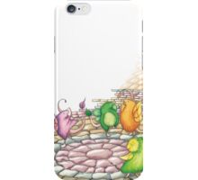 Fluff Dance iPhone Case/Skin