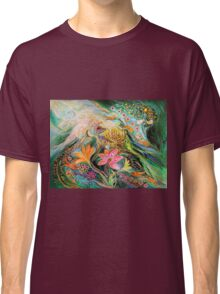 Dreams about Chagall. The sky violin Classic T-Shirt