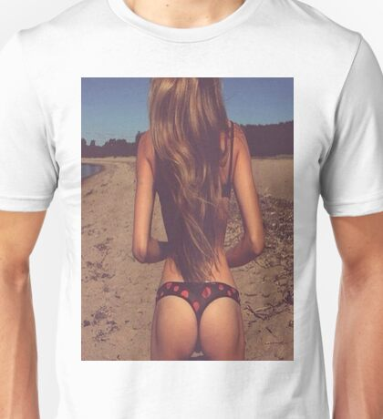 Big butt Unisex T-Shirt