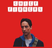 Chief Fingers by kickpuncher08