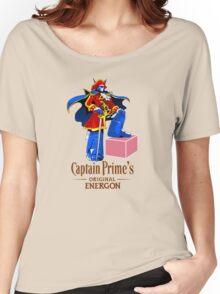 Captain prime's Original Energon Women's Relaxed Fit T-Shirt
