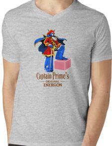 Captain prime's Original Energon Mens V-Neck T-Shirt