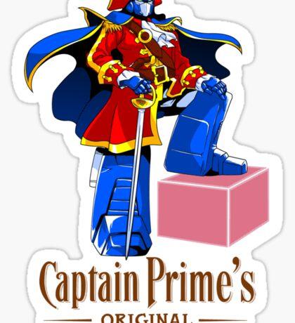 Captain prime's Original Energon Sticker