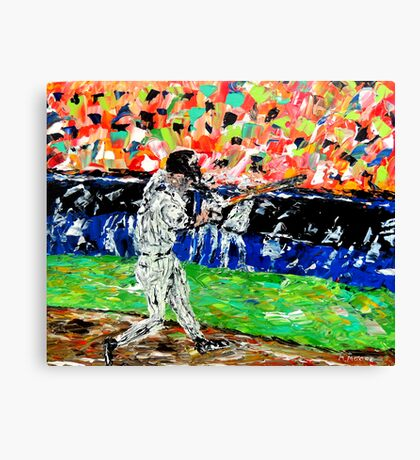 Bases Loaded  Canvas Print