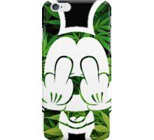 Mickey Kush iPhone Case/Skin