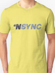 Nsync - weathered logo T-Shirt