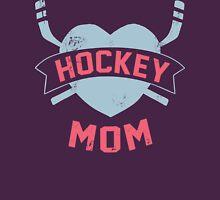Hockey MOM Womens Fitted T-Shirt