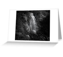 Leura Falls Greeting Card