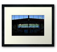 11.30 Framed Print