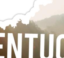 Kentucky Sunrise Sticker