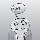 Zombie  by StewNor