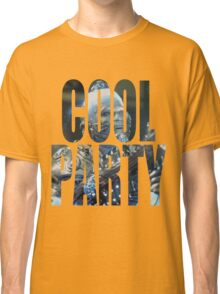 Cool Party Classic T-Shirt