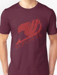 Dragon-Scale Fairy Tail Logo Unisex T-Shirt
