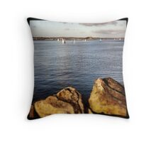 Penzance Evening Throw Pillow