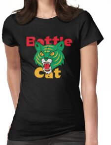 Battle Cat Fireworks Womens Fitted T-Shirt