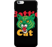 Battle Cat Fireworks iPhone Case/Skin