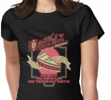 Dean's Special Recipe Womens Fitted T-Shirt