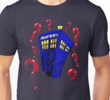 Police Box memories Unisex T-Shirt