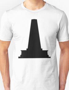 WELLINGTON MONUMENT - PHOENIX PARK  Unisex T-Shirt