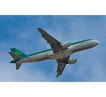 Irish A320 Photographic Print