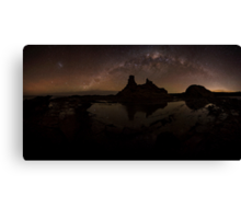 Milky Way Magic Canvas Print
