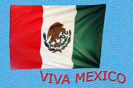 Mexican Flag by DAdeSimone