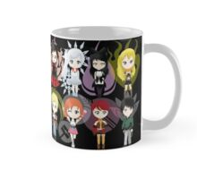 Team RWBY and JNPR on Black Mug Mug