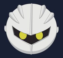 Meta Knight Face by Michael Daly