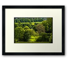 Donnington Grove Newbury Framed Print