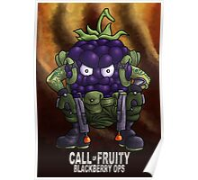 Call of Fruity Poster
