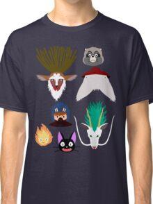 Ghibli characters ~ 2 Classic T-Shirt