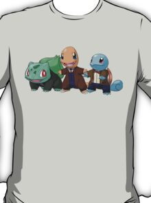 Poké Who T-Shirt