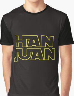 HAN JUAN Graphic T-Shirt