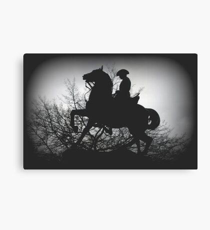 Australian Light- Horsemen Canvas Print
