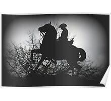 Australian Light- Horsemen Poster