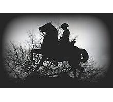 Australian Light- Horsemen Photographic Print