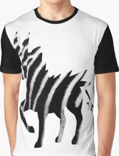 Zebstrika used agility Graphic T-Shirt