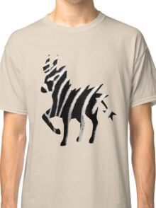 Zebstrika used agility Classic T-Shirt