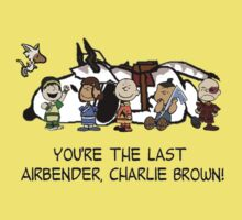 You're the Last Airbender, Charlie Brown! Kids Clothes