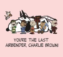 You're the Last Airbender, Charlie Brown! One Piece - Long Sleeve