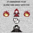 It's dangerous...  Jon Snow!! by SaMtRoNiKa