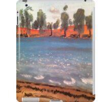 Australia's Desert Outback iPad Case/Skin