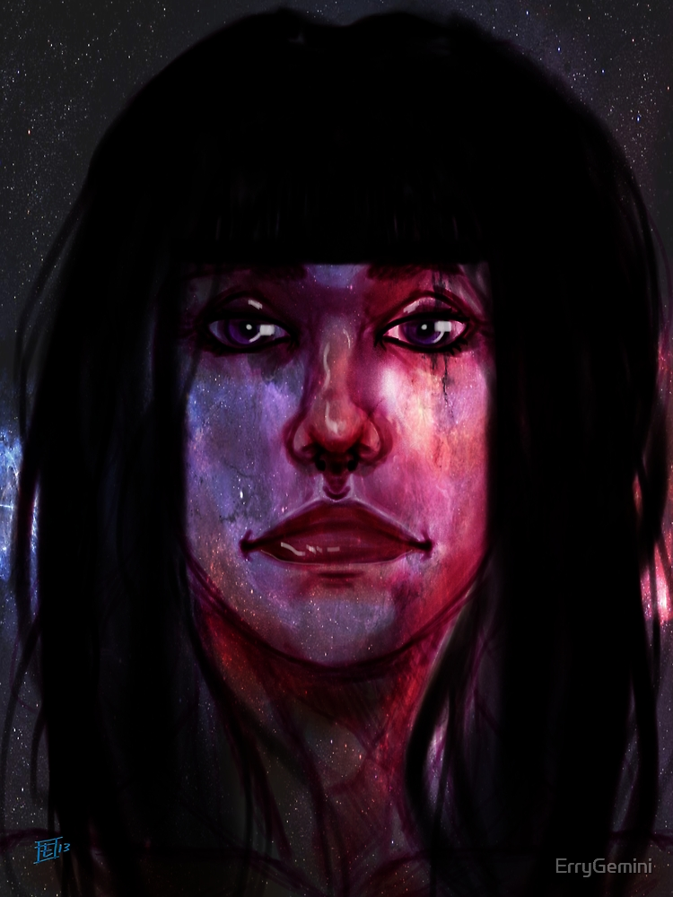 She Sees It in the Stars by Eyren Lindsay