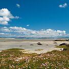 North Uist: Vallay Beach - Traigh Bhalaig by Kasia-D