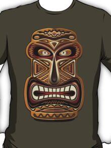 Africa Ethnic Mask Totem T-Shirt