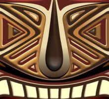 Africa Ethnic Mask Totem Sticker