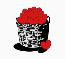 A basket-full of LOVE! Unisex T-Shirt